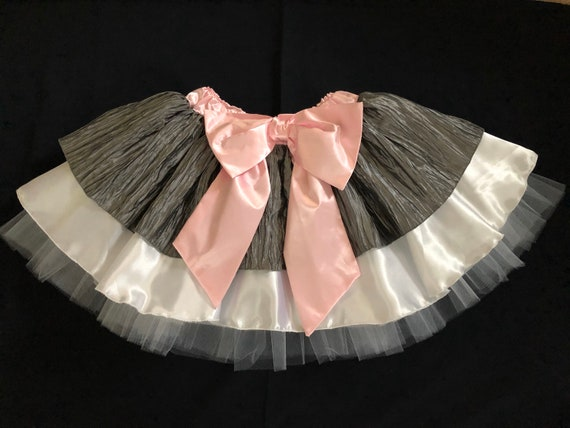 READY TO SHIP / Le Petit Chef running tutu skirt inspired by Ratatouille