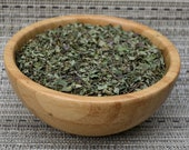 Lemon Balm Leaf (Melissa officinalis). 1 oz Cut Sifted, Dried, Loose Herb