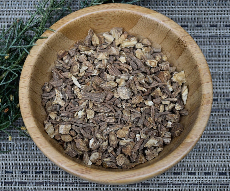 Dong Quai Root Loose, Dried, Cut & Sifted - 2 oz  Angelica sinensis, Dang  Gui, Tang Kuei