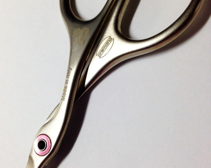 "Embroidery Scissors - Premax 3-3/4"" Embroidery Straight Blade Scissors"