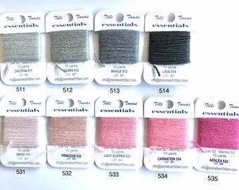 Essentials Threads  511 - 535