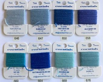 Essentials Threads Colors 646-646