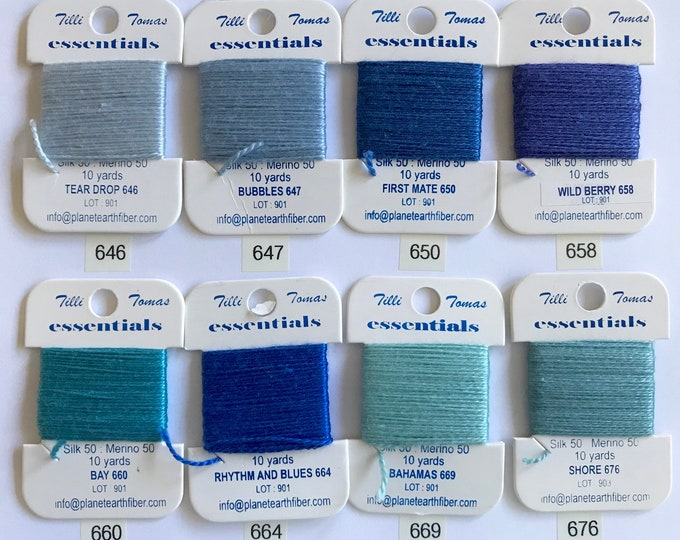 Essentials Threads Colors 646-646