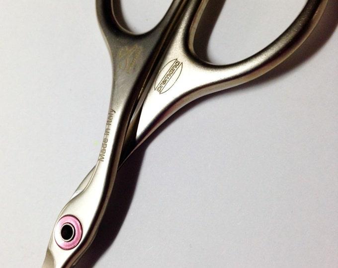 "Embroidery Scissors - Premax 3-3/4"" Embroidery Straight Blade Scissors"