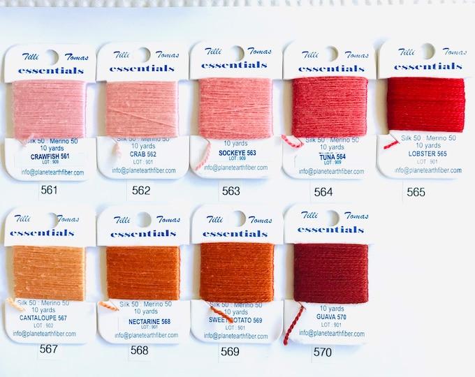 Essentials Threads 561 - 570