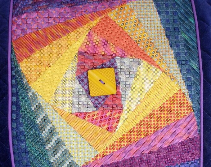 Whirlygig Needlepoint Complete Kit