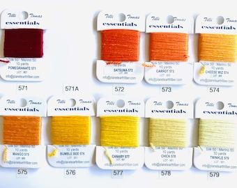 Essentials Threads 571 - 579
