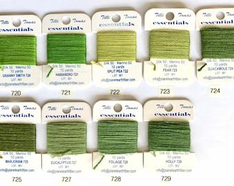 Essentials Threads 720 - 729