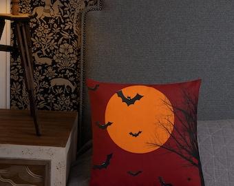 Happy Halloween - Premium Pillow