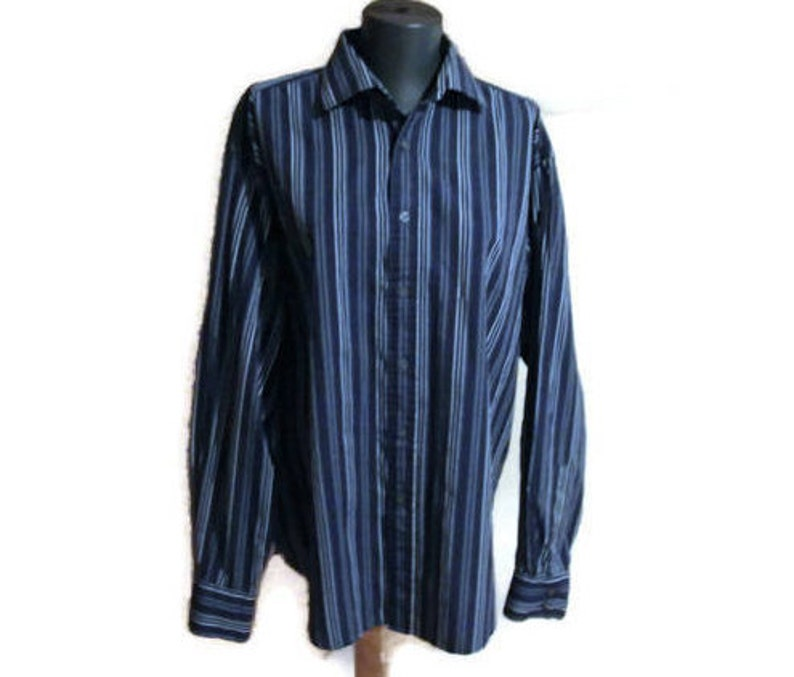 5ae060382a2 Vintage Yves Saint Laurent shirt YSL shirt Luxury Designer