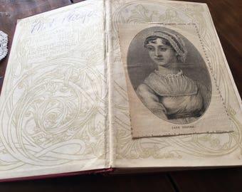 Emma - Jane Austin - 1906 - Antique book - classic book