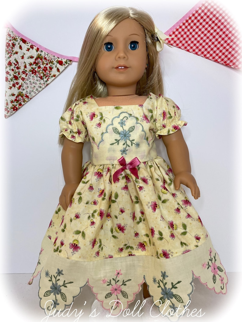 Dress Clothes American Made for your 18 inch girl Doll.