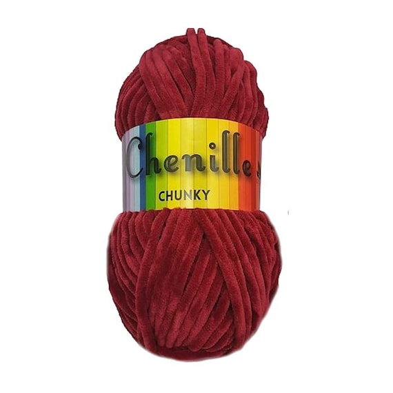 Cygnet Seriously Chunky GLOW 100g relfective yarn VARIOUS SHADES 100/% acrylic