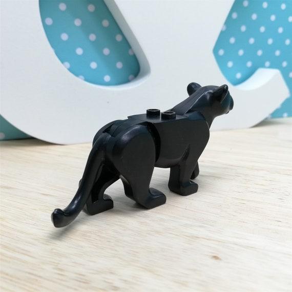 New in Sealed Bag from set 60159 Lego Black Panther Animal Jaguar