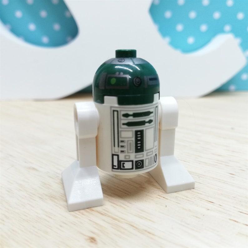 LEGO 75099 Star Wars Rey Dark Tan Tied Robe minifigures Like New