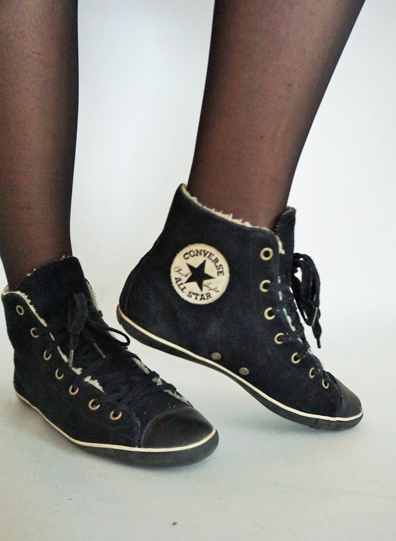 3c91f409dd3d94 Converse Boots   Sneakers   Warm inside  Winter   Felted