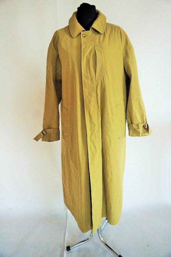 Vintage BUGATTI Trench Coat / Classic / Raincoat /