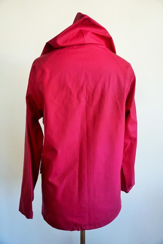 Vintage Pants Tracksuit Rain Purple Jacket Raincoat Costume Onepiece coat Pink Activewear Outwear Windbreaker m Medium rqr0wx8