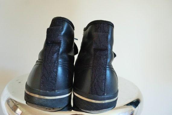de v noir sport ADIDAS Vintage cuir chaussures wcSYq551