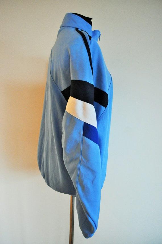 Sweat Veste Vintage Hommes Adidas Trefoil Aqznbfx Bleu Femmes Xl sQBodCthxr