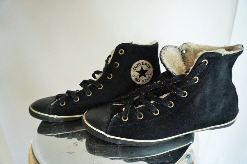 Converse Boots   Sneakers   Warm inside  Winter   Felted    d1102731c