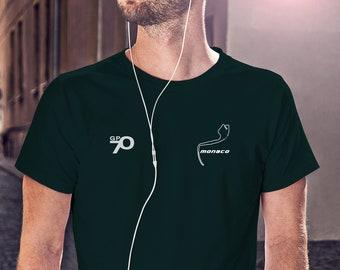 F1 Monaco Grand Prix Tshirt