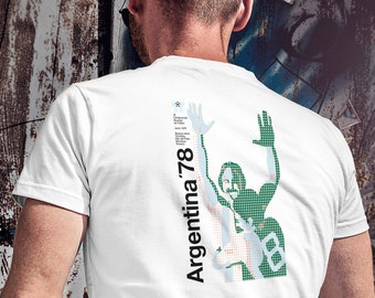 Argentina World Cup 1978 Tshirt