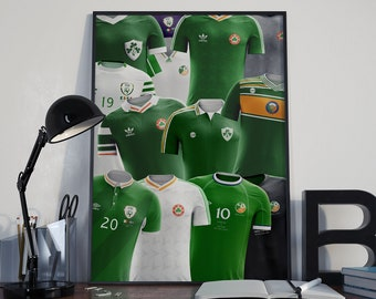 History of Irish Football