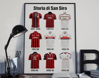 The history of the San Siro