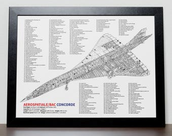 Inside the Concorde Poster