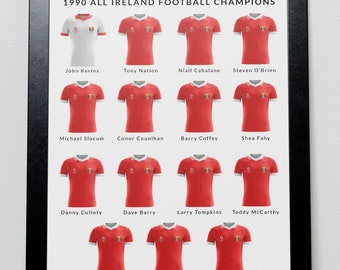 Cork GAA Greatest Team Poster