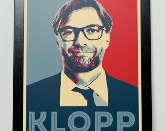 Jurgen Klopp - Liverpool FC Poster