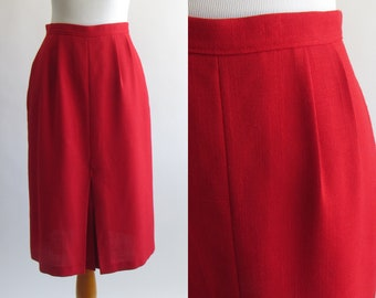 below the knee skirt A-line skirt with pockets and belt KEIRA smock asymmetric linen skirt high waist skirt