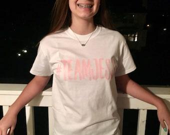 Team Jess Shirt