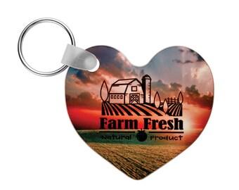 Personalized Photo Keychain, Custom Photo Keychain, Real Estate Closing Gift, Promotional Keychain for Realtors, Metal Keychain, Key Chain