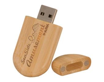 Personalized USB Flash Drive, Custom Engraved Flash Drive | Handmade in Harrisburg