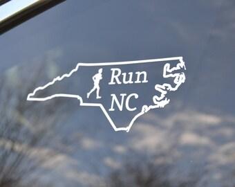 Runner Gift - Runner Gifts - Running Gifts - Running Decal - Marathon Runner Decal