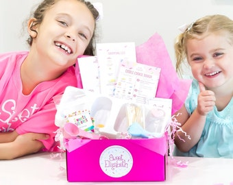 Baking & Decorating Box for KIDS! -- Cookie Dough-sicle Box -- FREE SHIPPING!