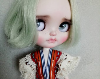 Following You Set for Blythe Doll
