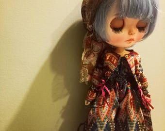 Wanderlust Set for Blythe Doll