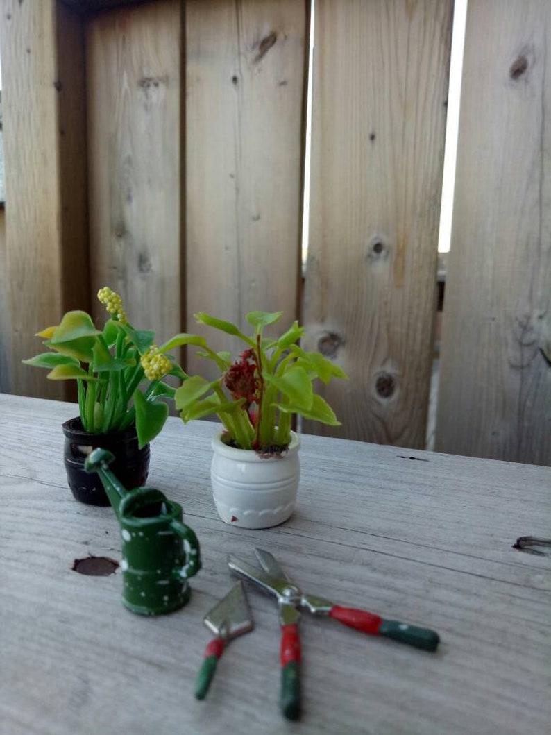 Miniatures Gardening Set