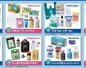 Miniatures Drug Store Full Set