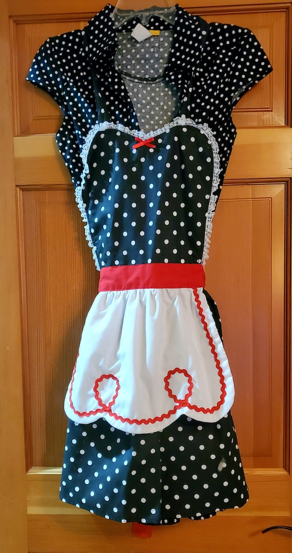 Free Shipping I Love Lucy Dress with Apron