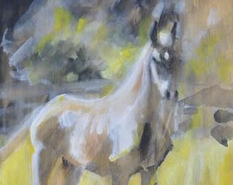 ORIGINAL - Saddlebred Sunrise