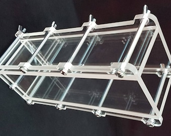 Vertical Acrylic Soap loaf mold