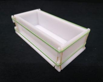 Economic Series - HDPE Soap Bar Mold