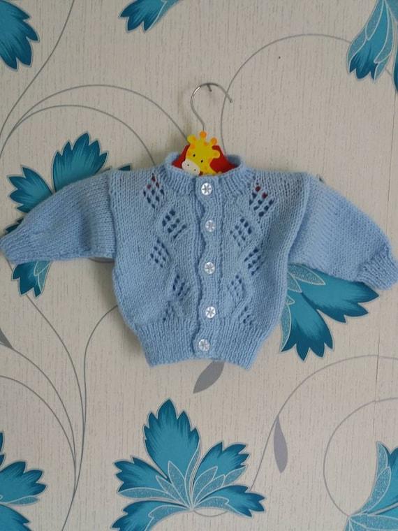 92e68d73b Boys Cardigan 0 3 Months Knitted Cardigan Baby Boy Baby