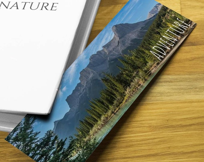 Adventure Bookmark