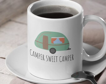 Camper Sweet Camper Mug