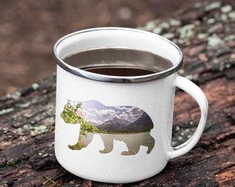 Mountain Bear Mug